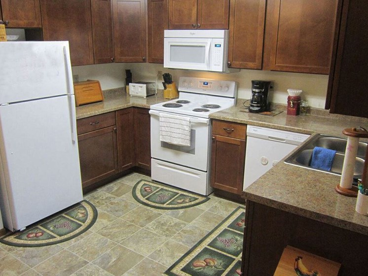 Kentwood Apartments   Kitchen