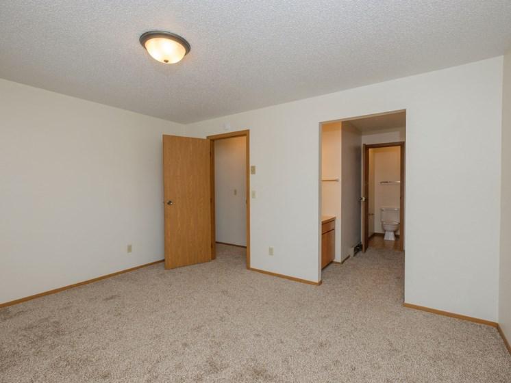 Sugar Plum Apartments   2 Bedroom-203   Master Bedroom