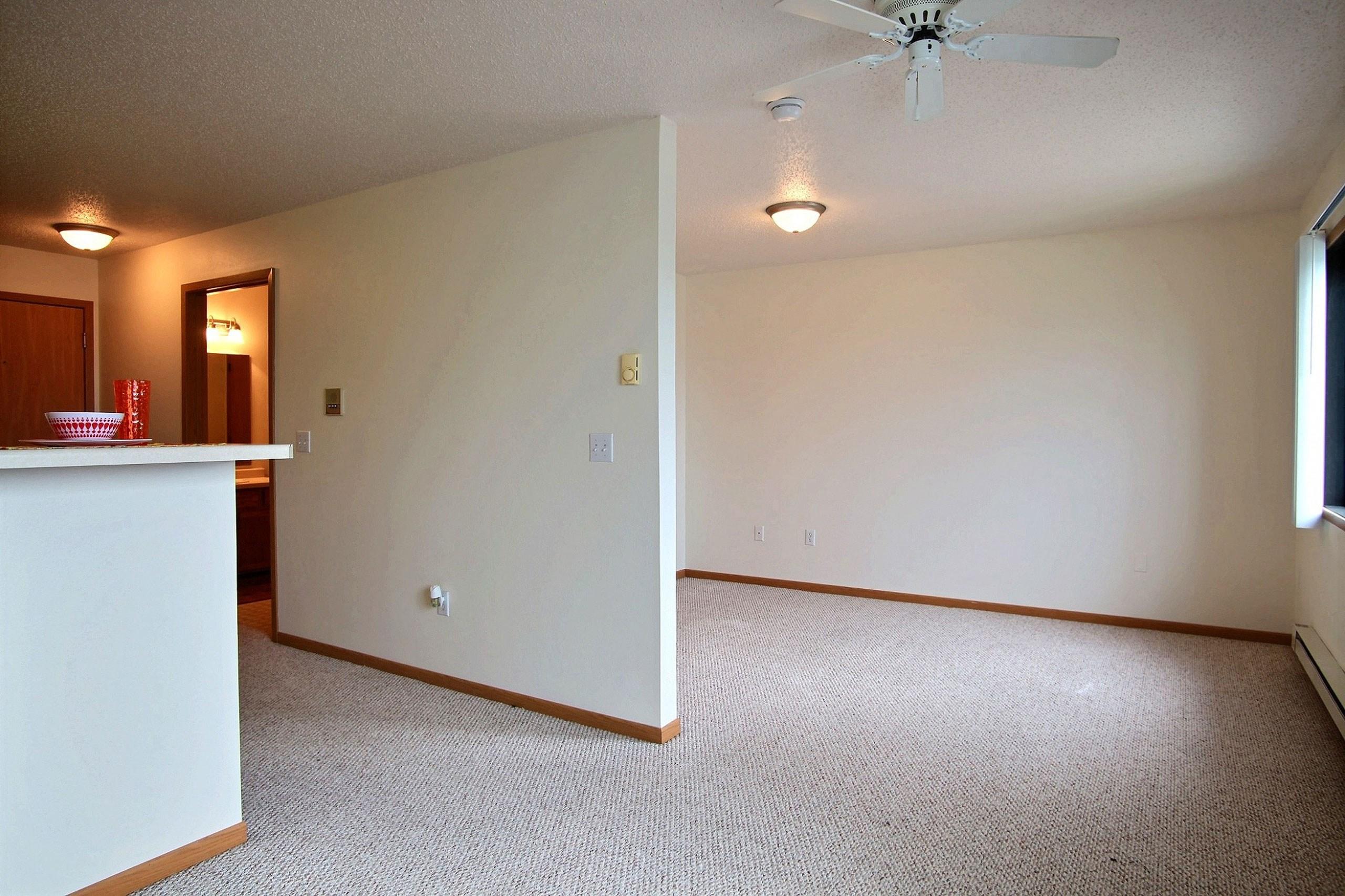 Sunwood Apartments | Efficiency - Living Space