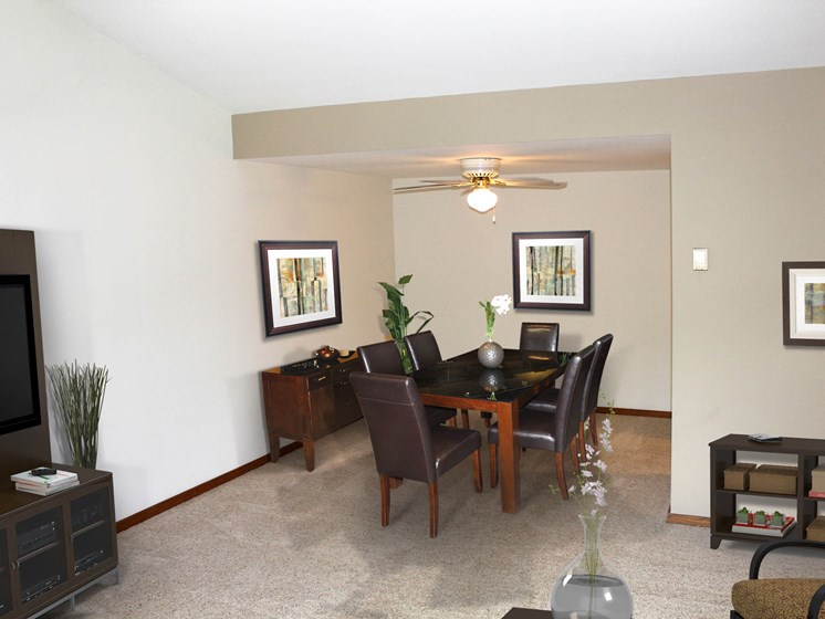Valley View Apartments | Dining