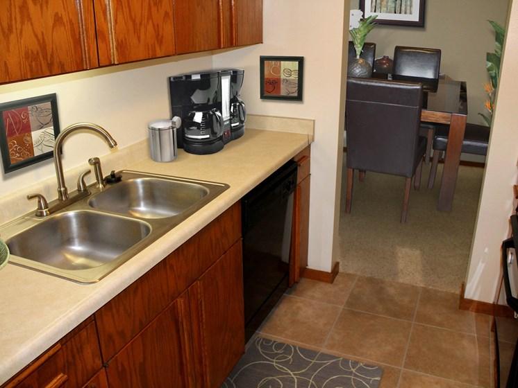 Valley View Apartments | Kitchen