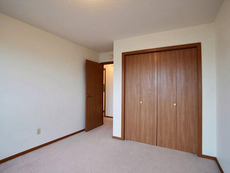 Westwood Estates Apartments | 2 Bdrm-Bedroom-Plan C