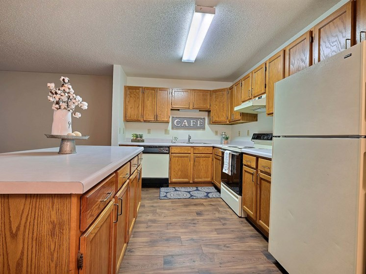 Willow Park Apartments | Kitchen