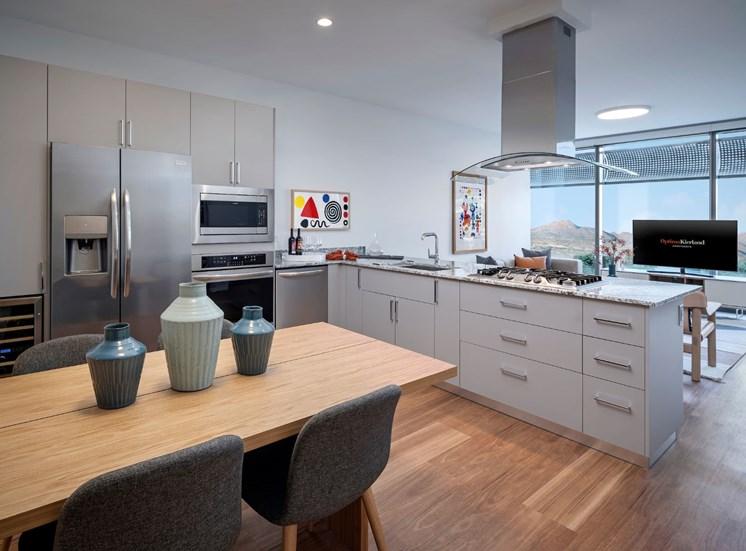 7160 Kitchen Interior