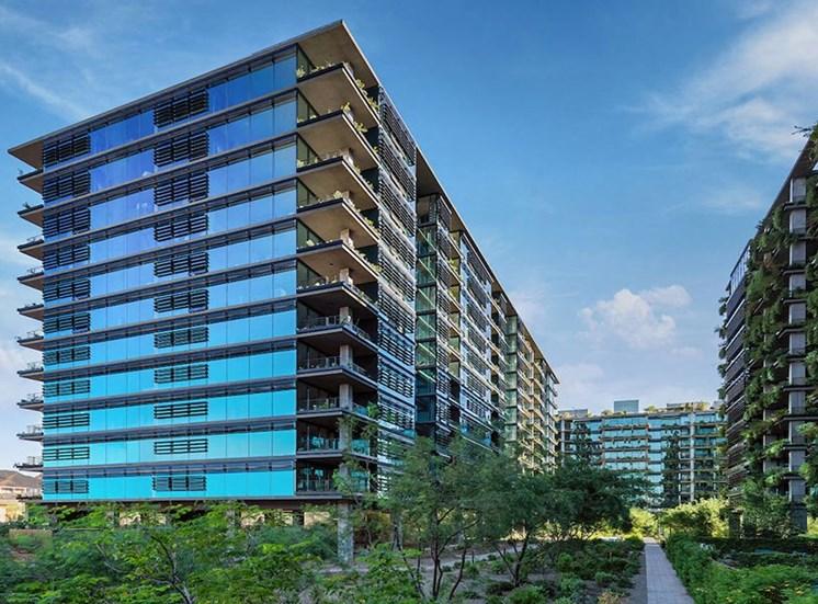 View of Optima Kierland Apartments