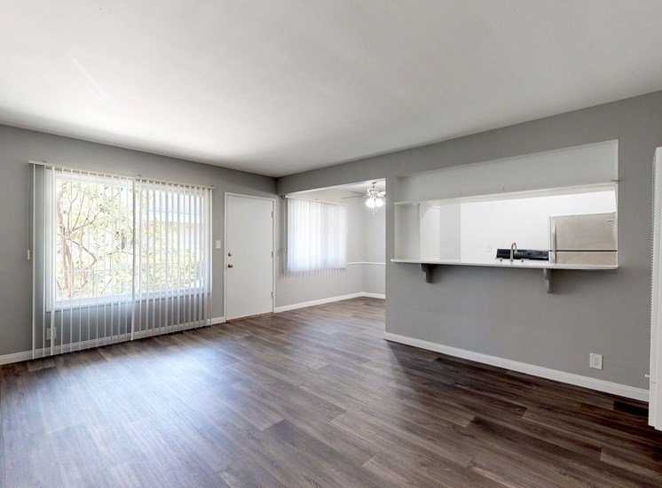 Overland Avenue Apartments | Los Angeles, CA | Living Room