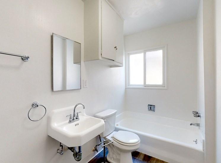 Overland Avenue Apartments | Los Angeles, CA | Bathroom