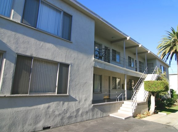 Overland Avenue Apartments | Los Angeles, CA | Exterior