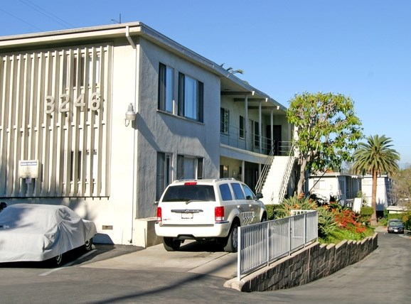 Overland Avenue Apartments | Los Angeles, CA | Assigned Parking