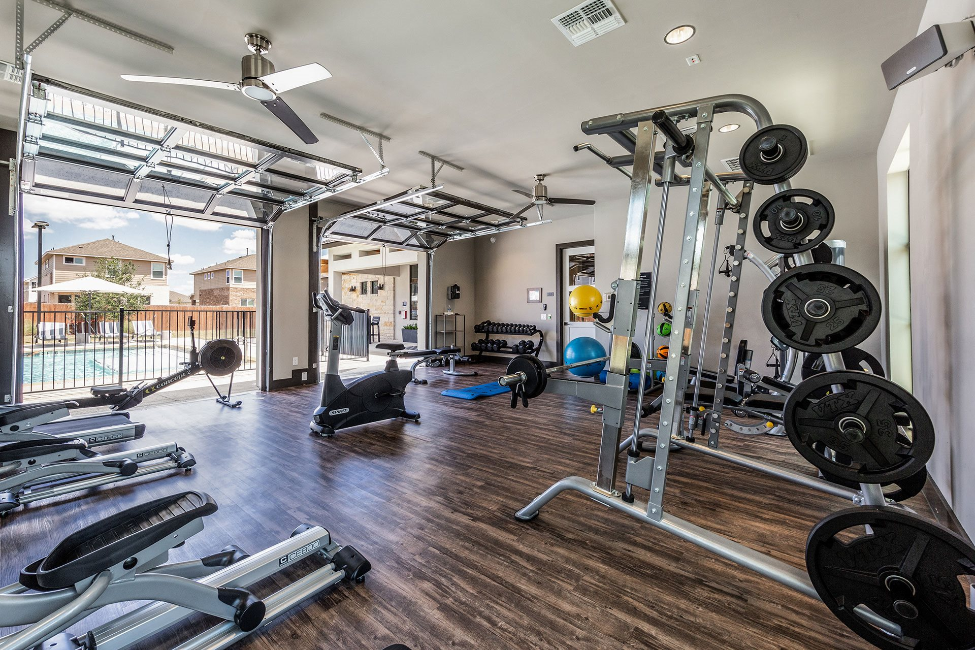 The Legacy  Fitness Center