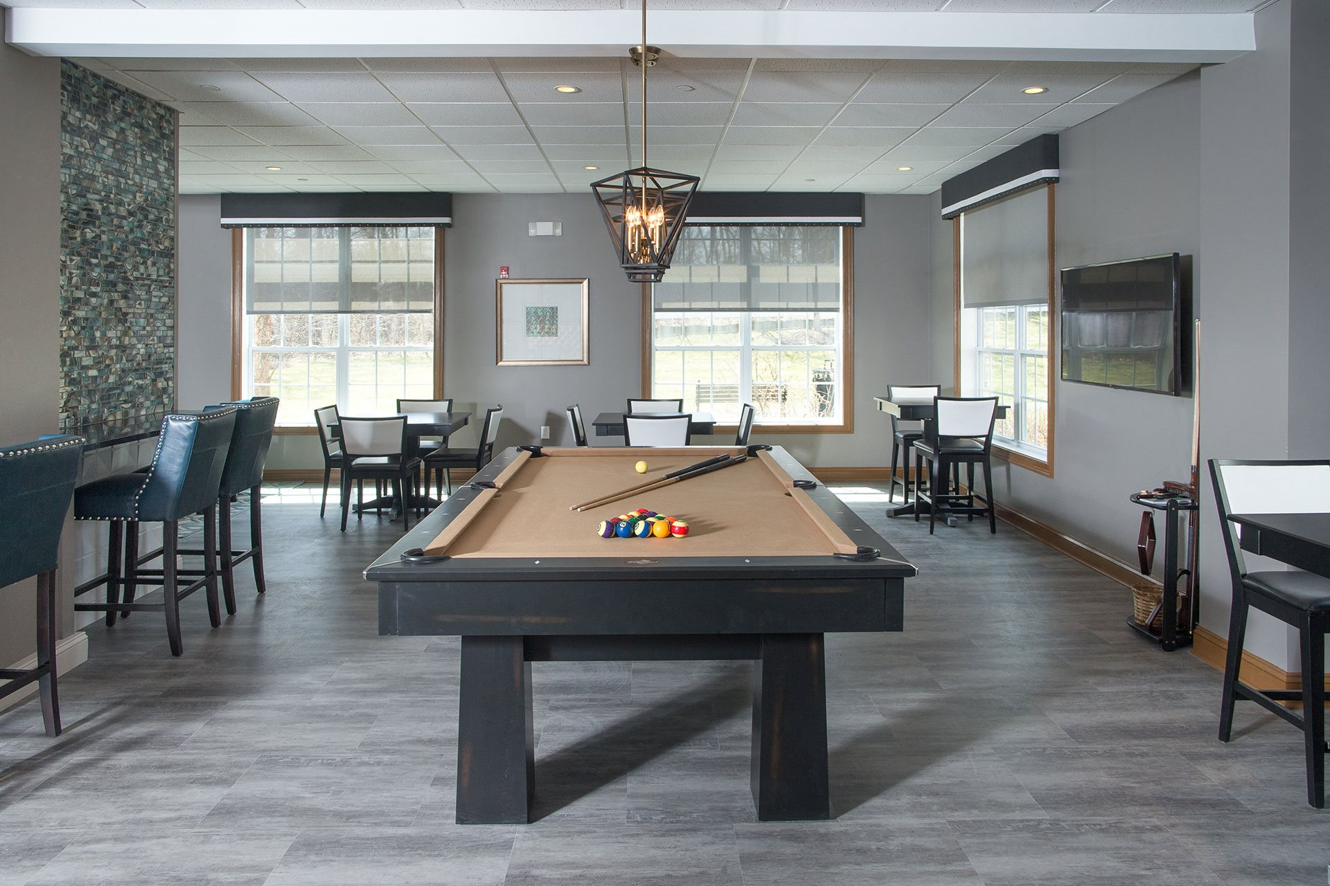 Billiards & Game Tables