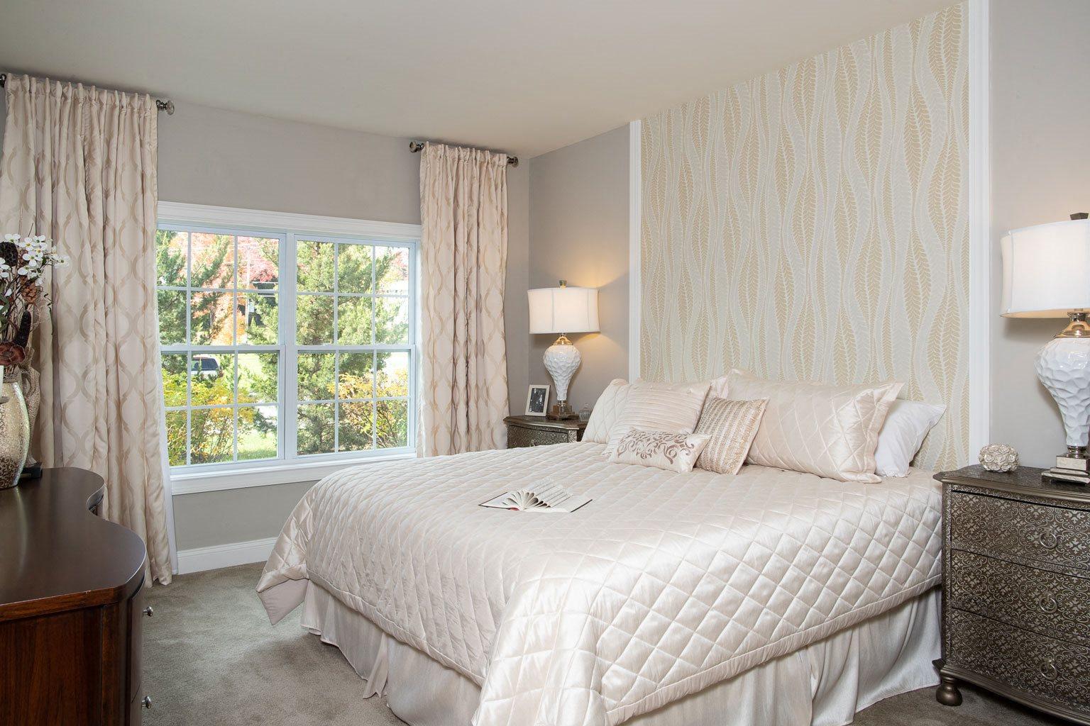 Light & Bright Bedrooms