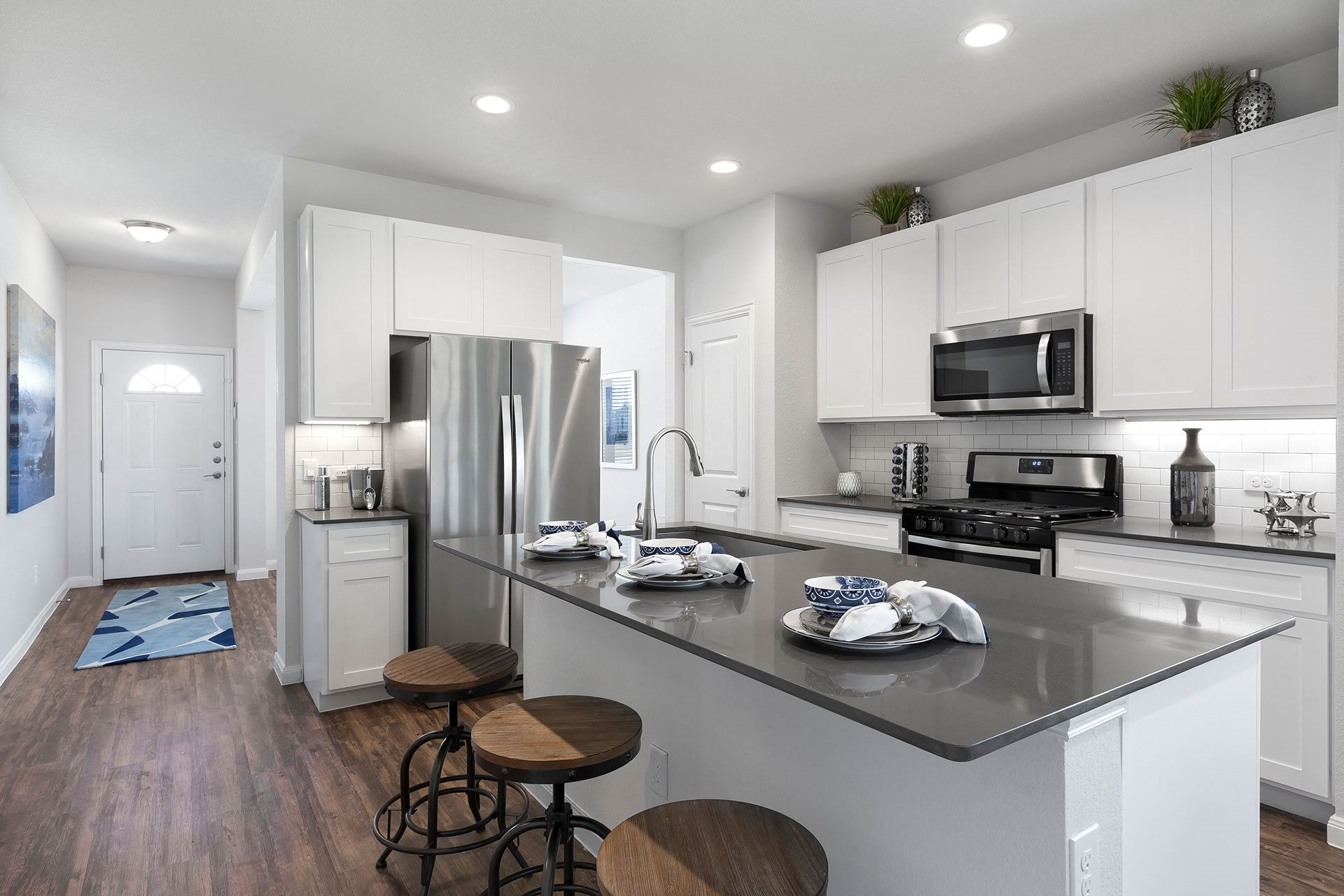 The Legacy  Stainless Steel Appliances and Gas Ranges
