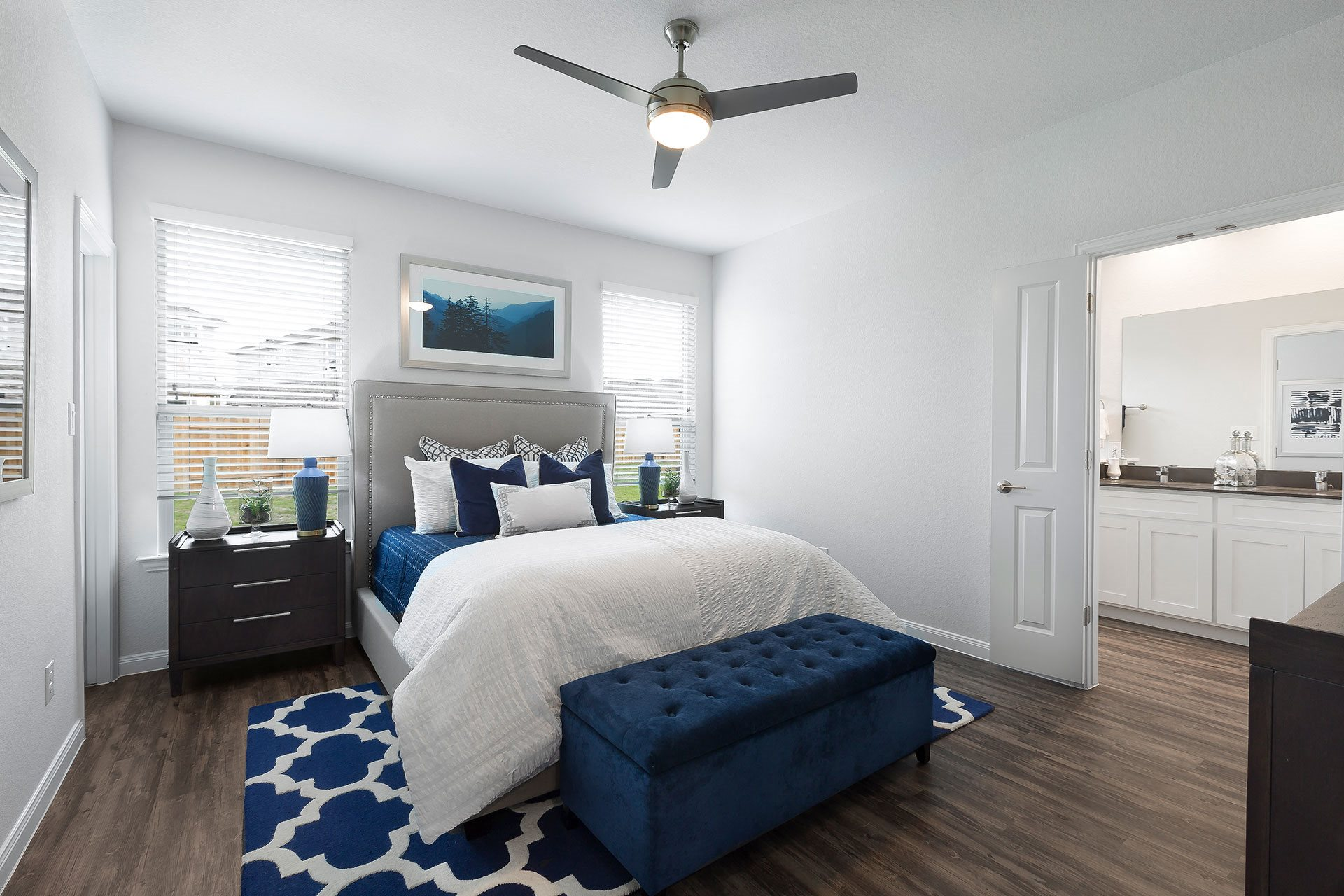The Legacy  Spacious Bedrooms