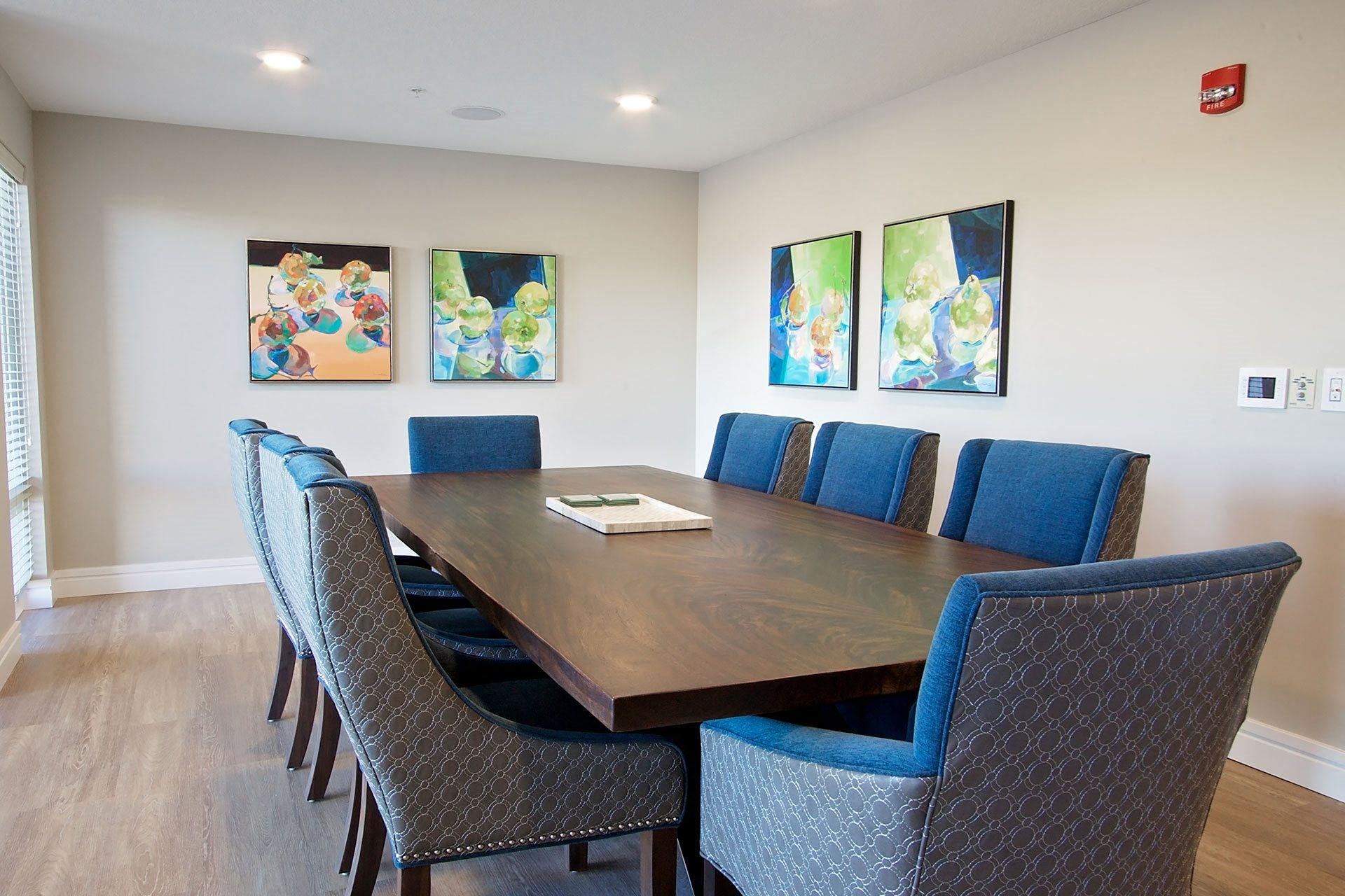 Portera at the Grove_Wilsonville  Private dining / conference room