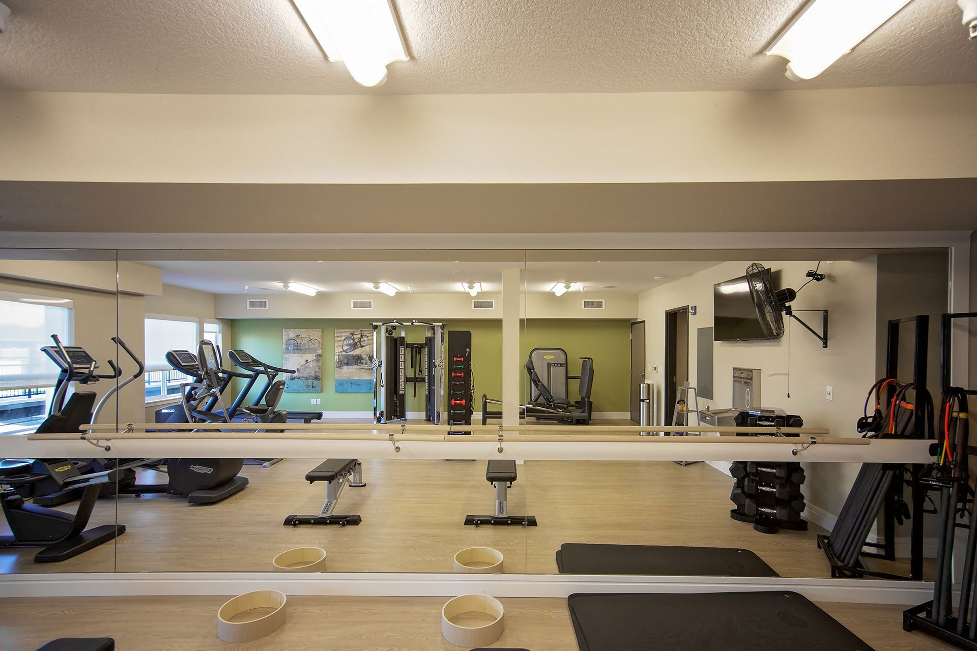 Portera at the Grove_Wilsonville  24-hour fitness center