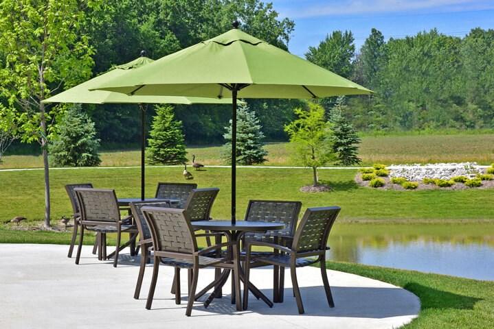 Amazing Outdoor Spaces at Rose Senior Living – Avon, Avon, Ohio