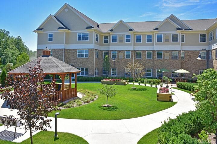 Exterior View of Property at Rose Senior Living – Avon, Avon, 44011