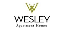 Wesley Apartment Homes Logo 1