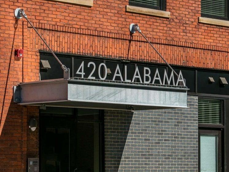 Lofts on Alabama - Grand Rapids Michigan