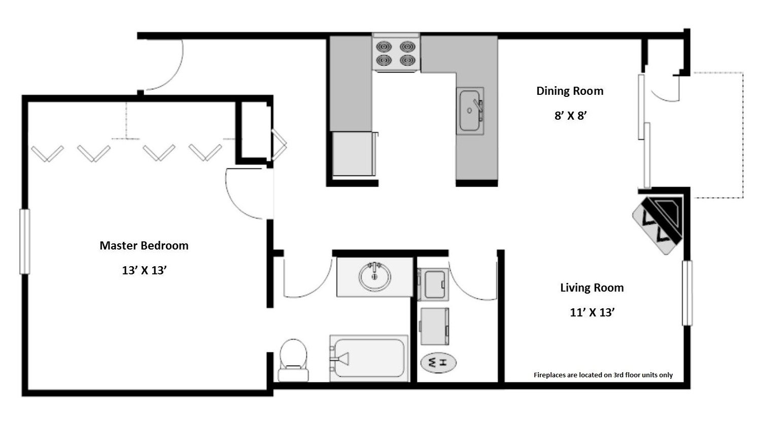 Floor Plans Of Pacific Pointe In Vancouver Wa