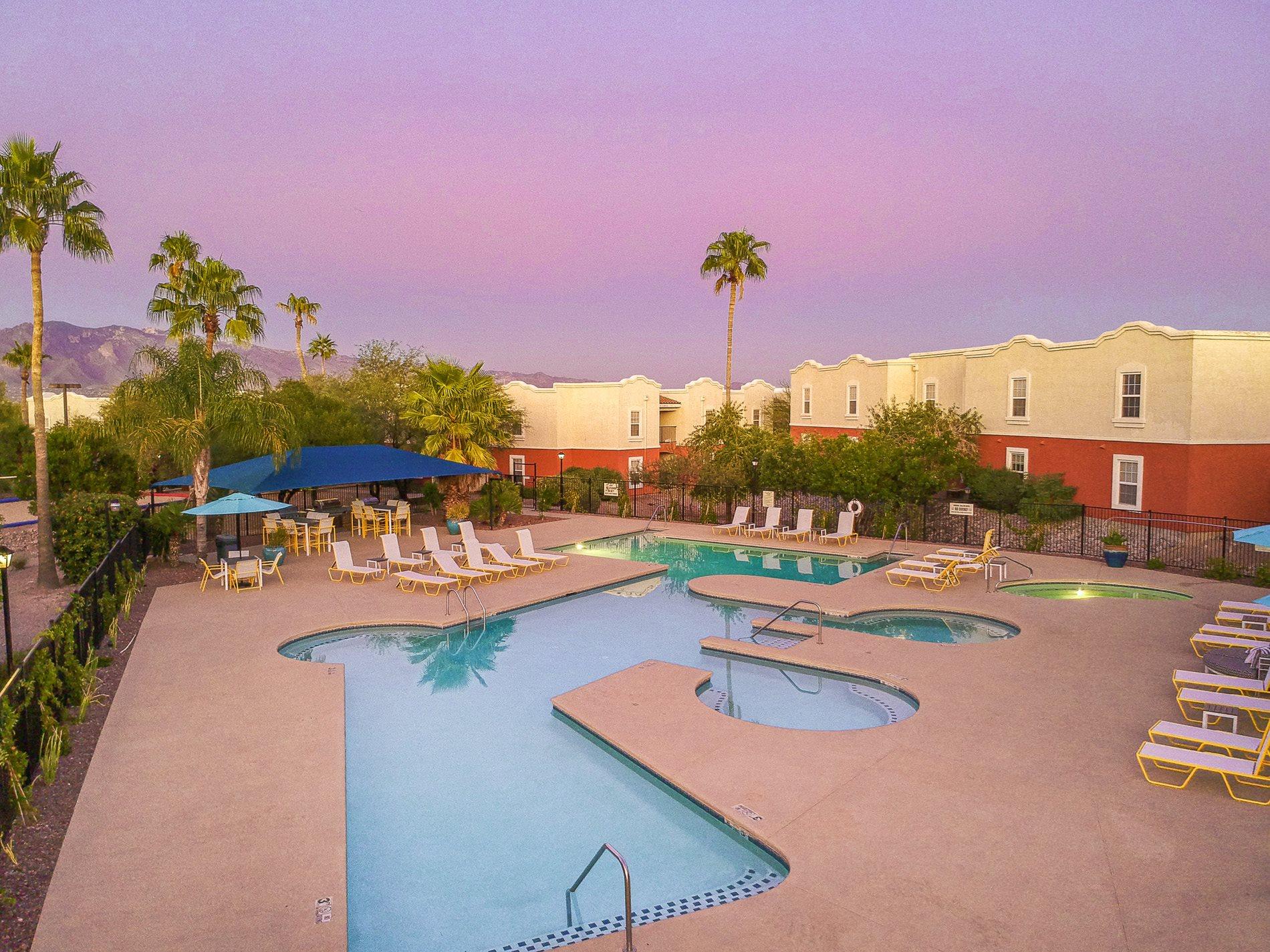 University Villa at Ironwood Pool