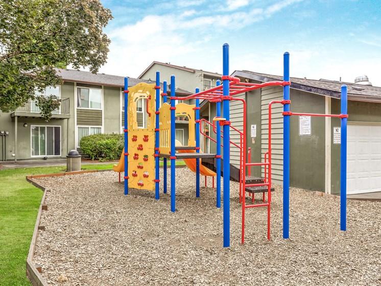 Playground at Center Plaza