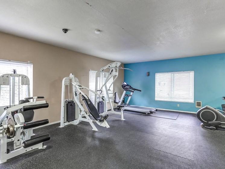 Fitness Center at Center Plaza