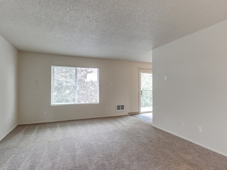 Spacious and Bright Living Room at Center Plaza