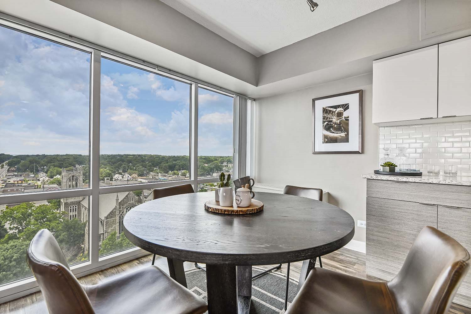 Beautiful Views at CityView on Meridian, Indianapolis, IN,46208