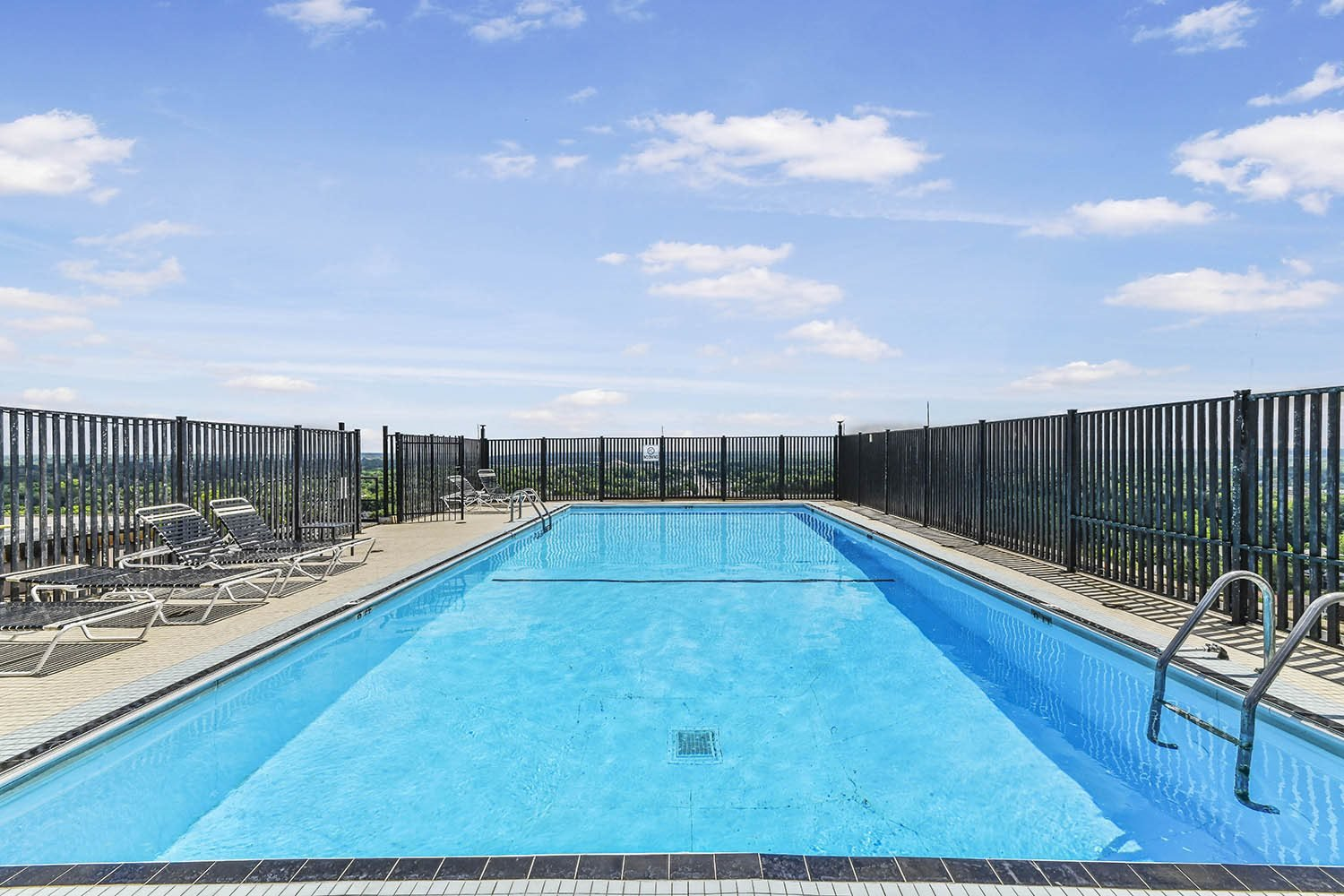 Olympic Size Swimming Pool at CityView on Meridian, Indianapolis, IN,46208