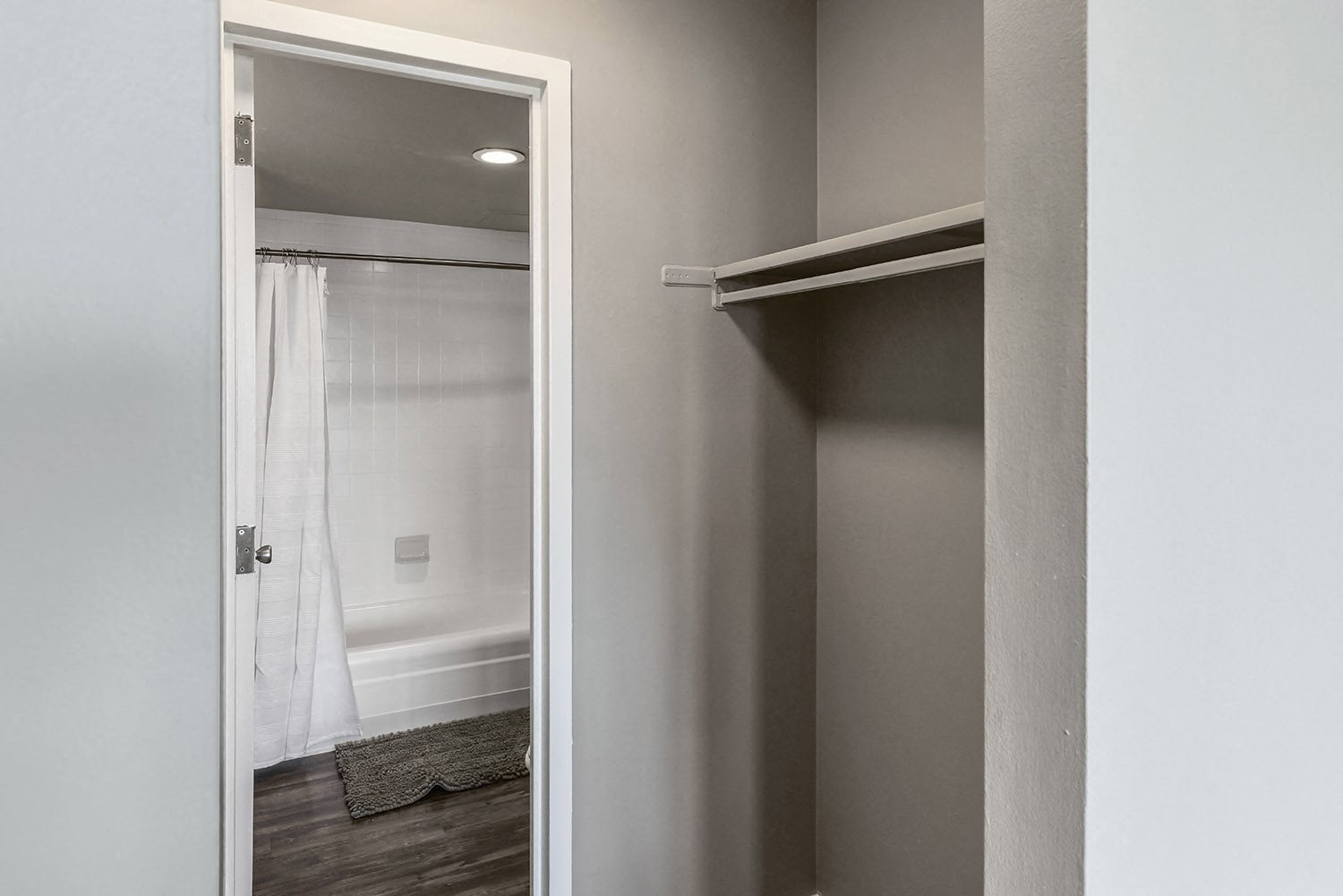 Master Closet at CityView on Meridian, Indianapolis, 46208