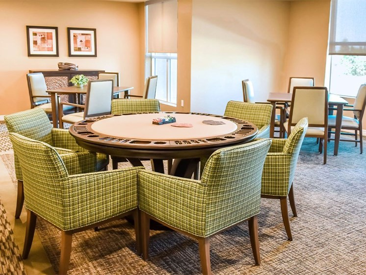 Restaurant Style Dining at Westmont of Milpitas, Milpitas