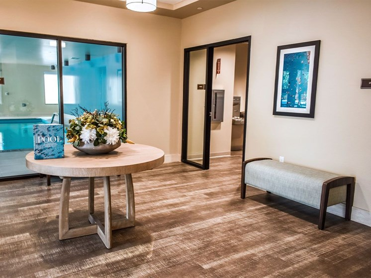 Lobby Area at Westmont of Milpitas, Milpitas, 95035