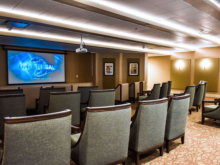 Private Movie Theater With Comfy Sitting at Westmont of Milpitas, Milpitas, 95035