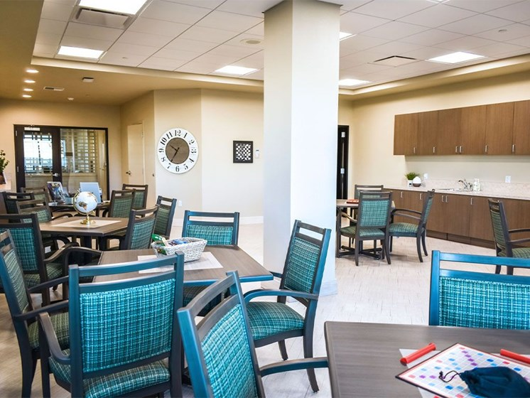 Lounge Area at Westmont of Milpitas, Milpitas, CA, 95035
