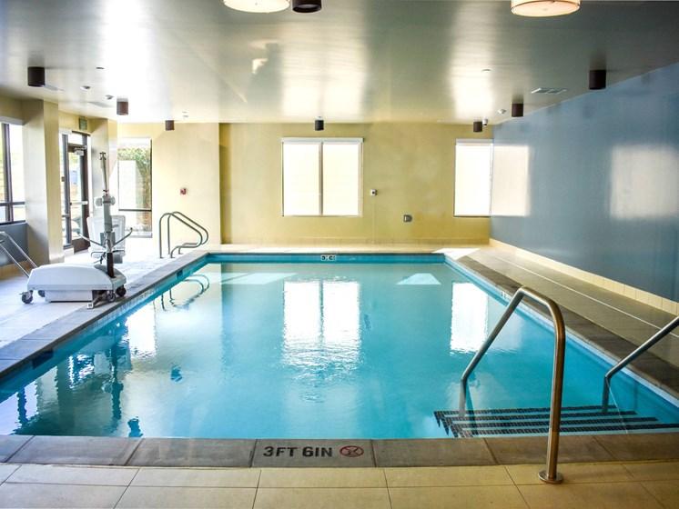 Pool at Westmont of Milpitas Pool