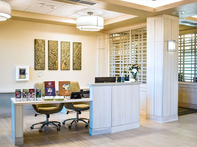 Leasing Office at Westmont of Milpitas, Milpitas, 95035