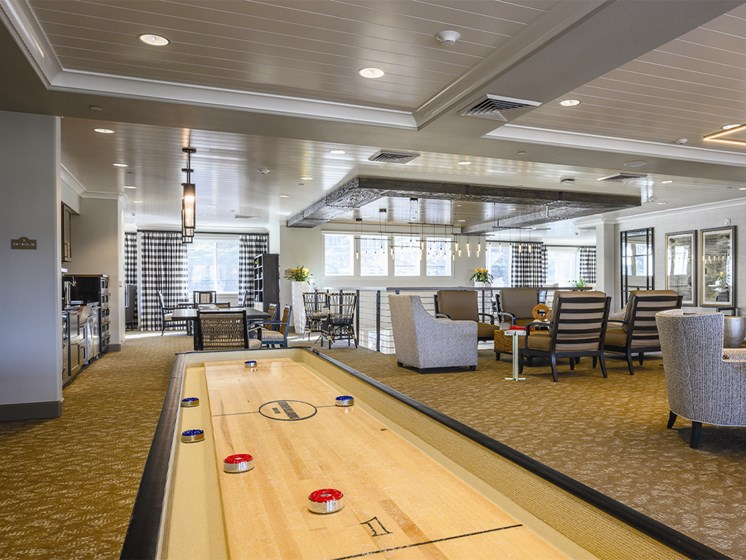 Game Corner at The Oaks at Paso Robles, Paso Robles, CA