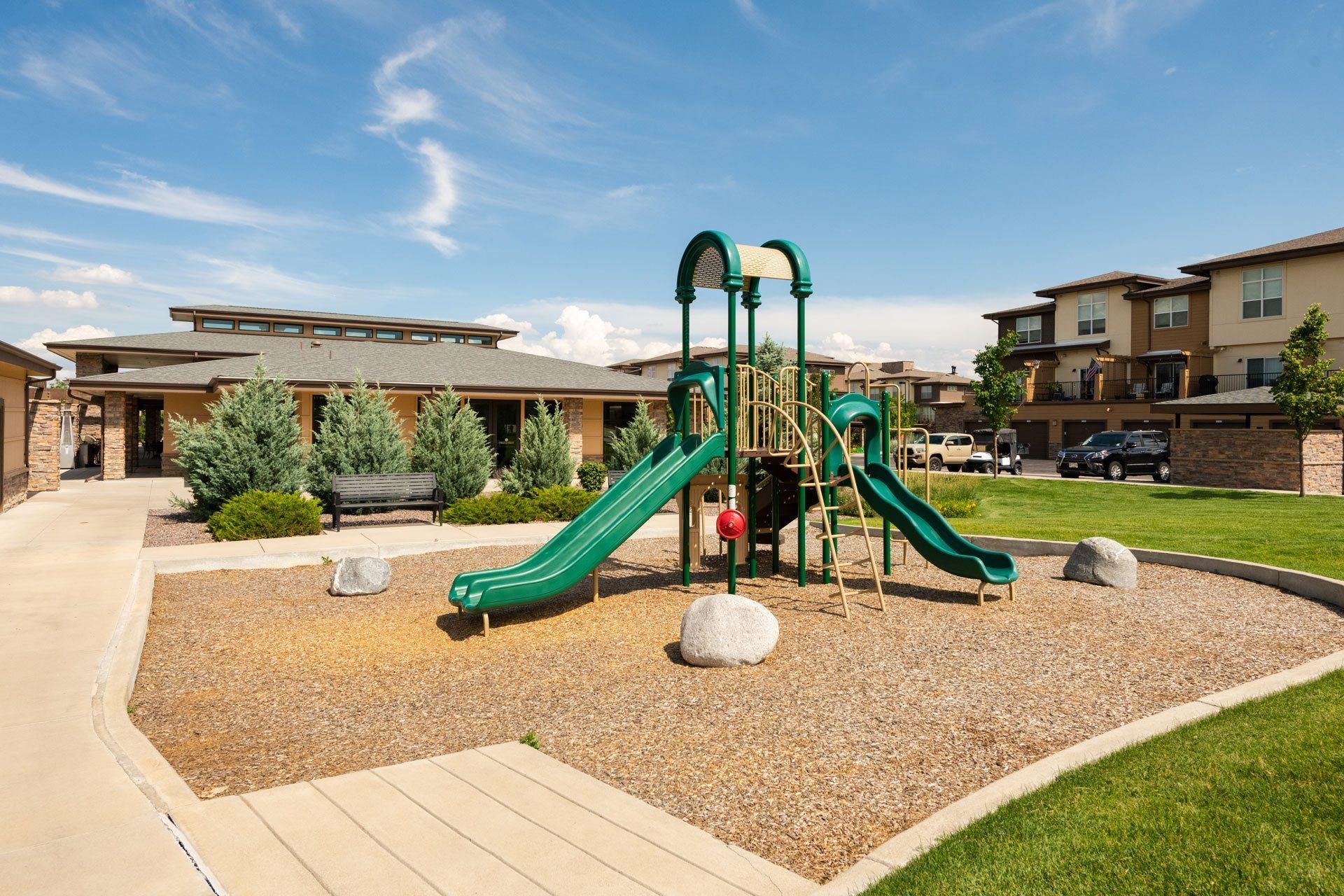 Playground at Arbour Commons, Colorado, 80023