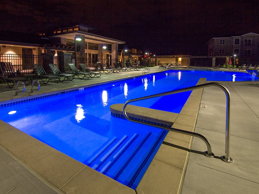 Resort Style Pool at Arbour Commons, Westminster