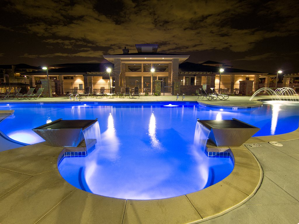 Heated Shimmering Swimming Pool at Arbour Commons, Westminster, 80023