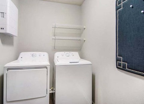 Laundry Facility at Haven at Patterson Place, Durham, NC, 27707