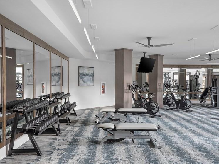 Brizo Fitness Center