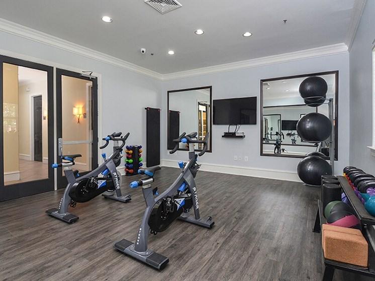 The Ashborough Fitness Center