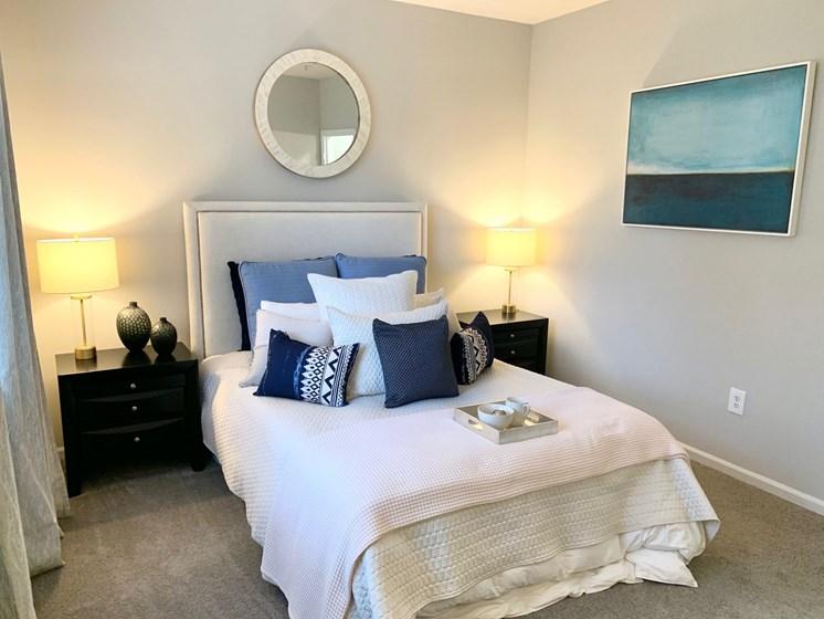 The Ashborough Apartment Bedroom