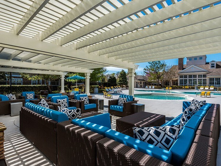 The Ashborough Poolside Lounge