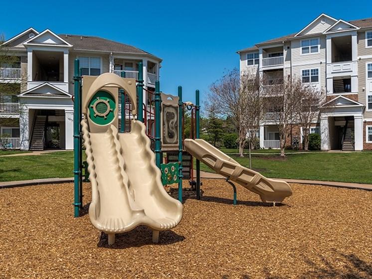 The Ashborough Playground