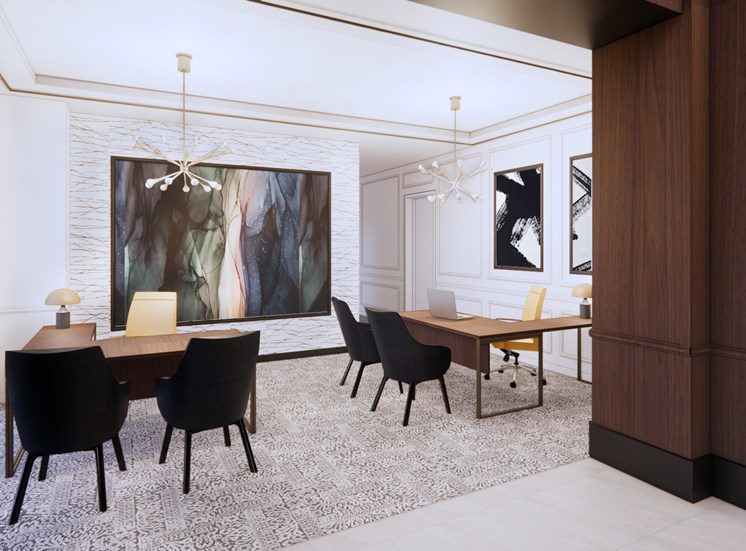 Concierge Services at Brand New Apartments