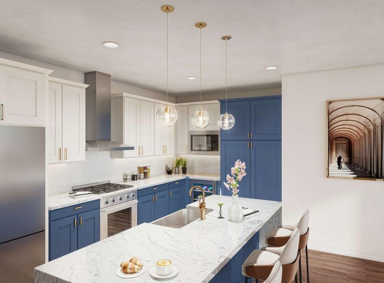 Luxury Townhomes Country Club Plaza